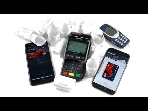 Apple Pay Vs. Samsung Pay Vs. Nokia 3310 - эпичное сравнение!