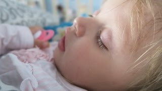 Как научить спать всю ночь без кормлений / Режим с 6 месяцев | PolinaBond