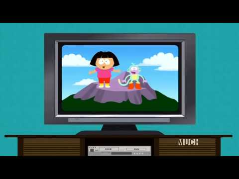 South Park - Ike lusting Dora the explorer