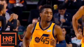 Utah Jazz vs Orlando Magic 1st Half Highlights | 12.15.2018, NBA Season