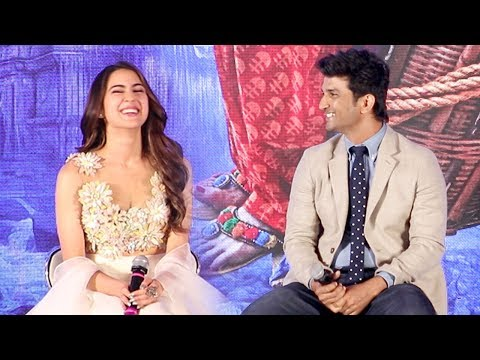 Sara Ali Khan,Sushant Singh Rajput At Kedarnath Trailer Launch Complete Video HD Mp3