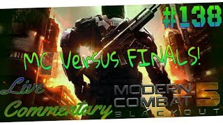 Modern Combat 5 | DuesiBS in PARIS! | Live Commentary #138