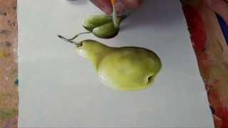 Como dominar el arte de la Pintura Decorativa en Tela (2/4)