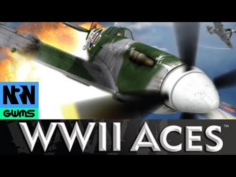 How Difficult Can Hard Mode Be? - WWII Aces [GWMS]