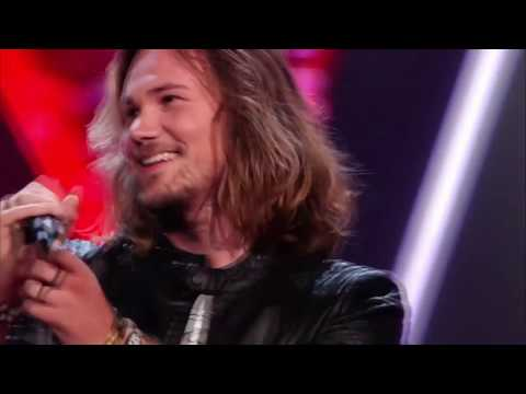 The Voice: Good Perfomances Of Rock Bands Without Being From The United States Or UK