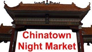 Chinatown Night Market & Old Town Tour - YEGventures