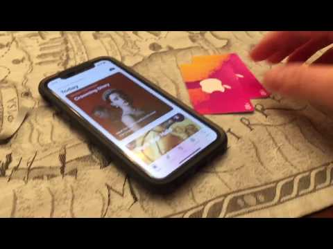 How to put iTunes GiftCards on your iPhone!!