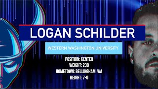 Logan Schilder WWU Highlight Tape (Mixed)