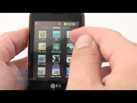 LG Cookie 3G Review