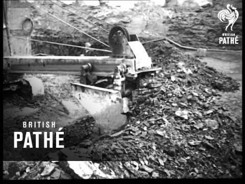 Open Cast Mining (1947)