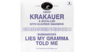 David Krakauer - Turntable Pounding (feat. Socalled & Klezmer Madness)