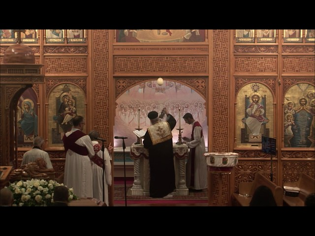 Dr. Atef Tawadros (Funeral)