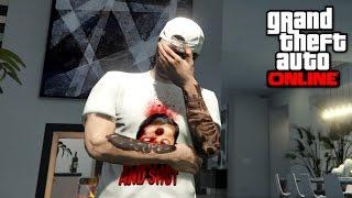JE RÉALISE MON GAGE ! - GTA 5 ONLINE