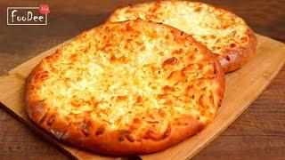 Изумительно ВКУСНЫЕ ХАЧАПУРИ по мегрельски Лепешки с сыром в духовке Простой рецепт