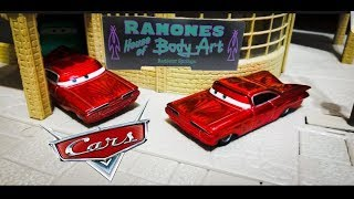 Disney Cars *CHASE* Mettalic Hydraulic Ramone | 2010 Final Lap (Single) Diecast!