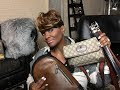 BORROWING FROM THE BOYS! MY FAVORITE MENS DESIGNER ITEMS! FT. GUCCI BELT BAG ETC....