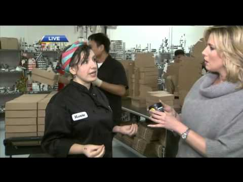 Take a Tour of the Lush Manufacturing Facility