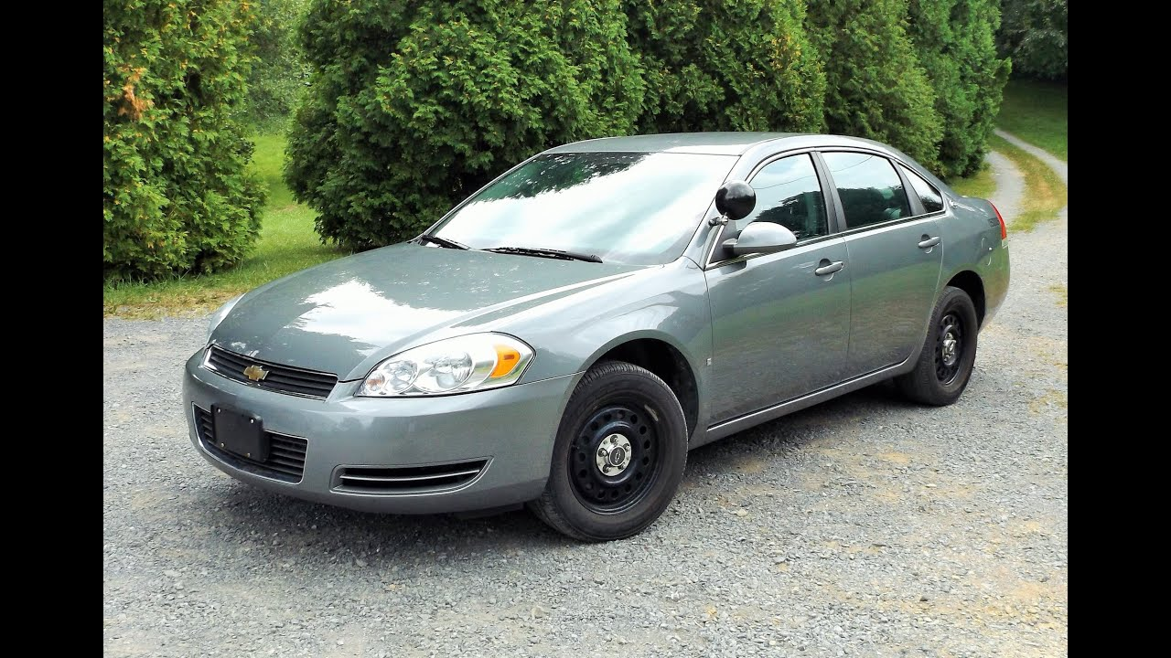 2008 chevy impala police interceptor 39l v6 start up tour and 2008 chevy impala police interceptor 39l v6 start up tour and review publicscrutiny Image collections