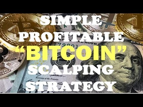SIMPLE And PROFITABLE Bitcoin Scalping Strategy!