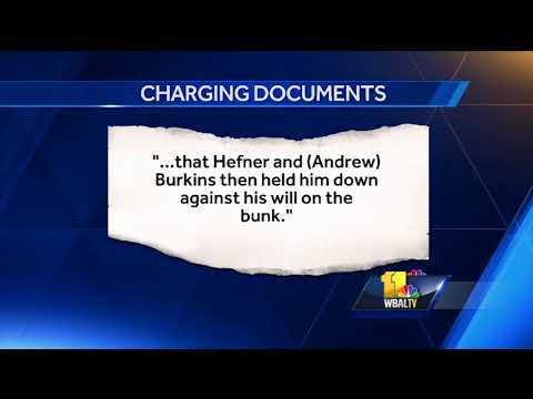 Video: Charging documents outline pattern of harassment at Fallston fire company