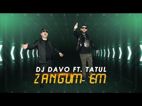 DJ DAVO FT  TATUL AVOYAN ZANGUM EM