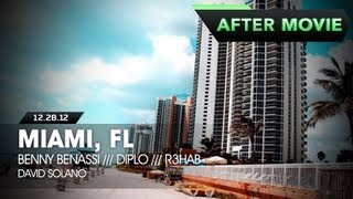 Life In Color - Miami, FL - E.N.D Tour - 12/28/12 - Feat. Benny Benassi, Diplo, R3hab, David Solano