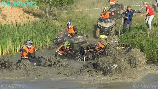 ATV Off-Road mud race | Zante 2019