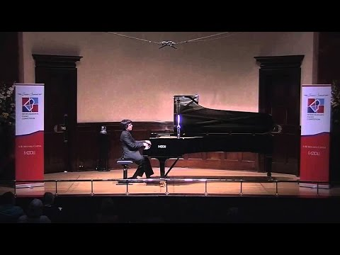 Final of the 2015 Jaques Samuel Pianos Intercollegiate Piano Competition