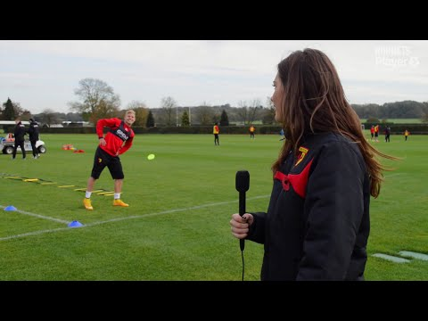 WATFORD WEEKEND: The Outtakes featuring Vydra, Angella, Bassong and more!