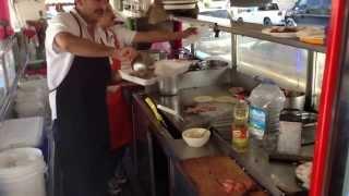 Los Mejores Tacos De Matamoros, El Primo Raul....!! Matamoros, Tamps.