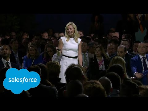 Salesforce World Tour New York — Ch. 3: Farmers Insurance
