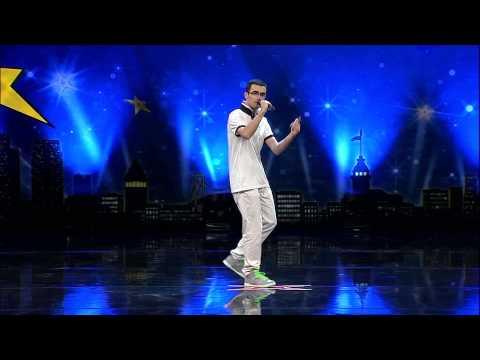 Yetenek Sizsiniz Doğan Umut Pusat'ın Rap Şarkı Performansı  (5.Sezon 6.Bölüm)