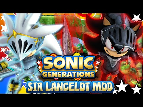 Sonic Generations Sir Lancelot - Mod Mondays & GIVEAWAY