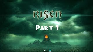 Risen Walkthrough Part 1 Road to the Bandit Camp Gameplay No Commentary