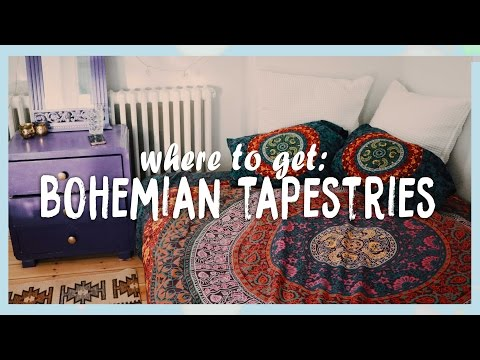 The Best Place To Buy Bohemian Wall Tapestries