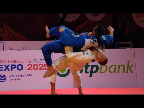 Judo Highlights - Ekaterinburg Grand Slam 2018