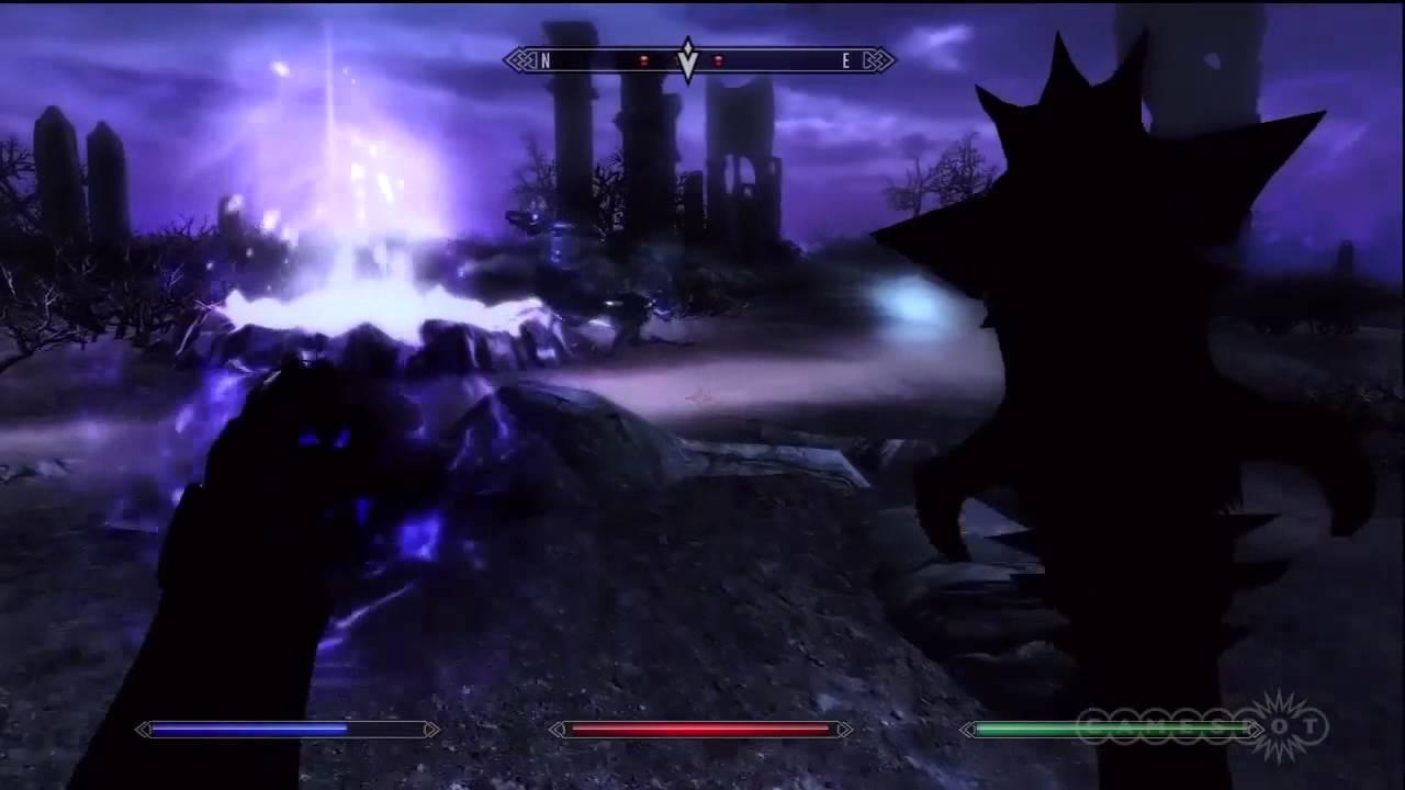 Skyrim Dawnguard Gameplay Walkthrough Part 2 Xbox 360 - Www