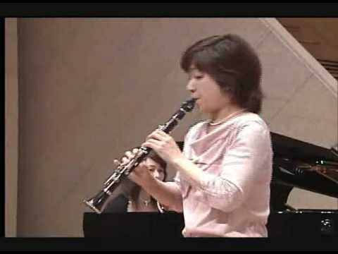 Rondo Caprice on the E flat Clarinet