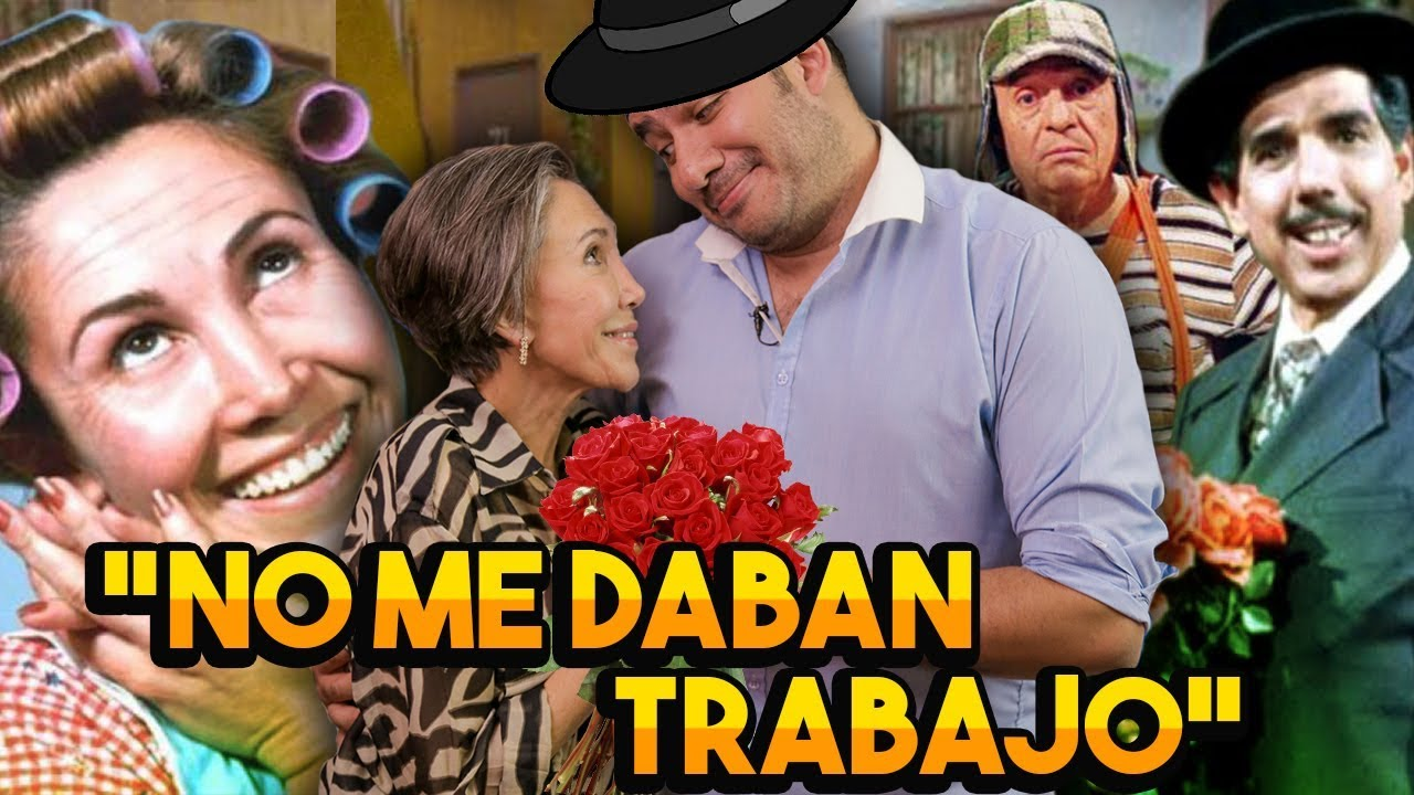 Ver Ella fue Doña Florinda, hoy regresa al cine. Close Up: Florinda Meza en Español