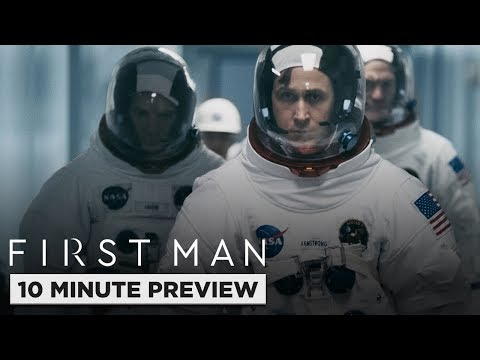 First Man | 10 Minute Preview | Film Clip | Own it on 4K Ultra HD, Blu-ray, DVD & Digital.