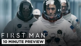 First Man | 10 Minute Preview | Film Clip | Own it now on 4K, Blu-ray, DVD & Digital