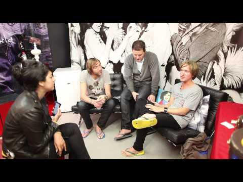 ABCD Exclusive // Dirty Vegas Interview at Ultra 2011