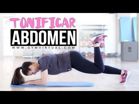 Rutina de abdominales | Tonificar abdomen