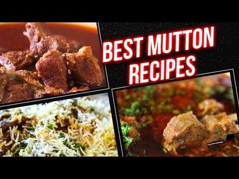 Best Mutton Recipes   Top 3 Mutton Recipes By Chef Smita Deo   Mutton Recipe