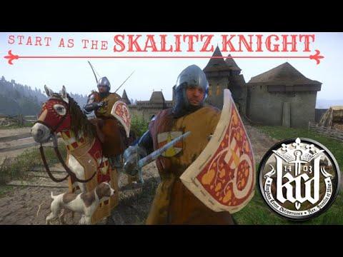 Kingdom Come - TUTORIAL - Start As Skalitz Knight