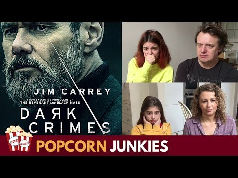 Dark Crimes Trailer Jim Carrey Family Movie Review & Reaction