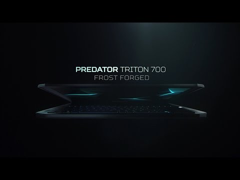 The ultrathin Predator Triton 700 gaming laptop is Acer's answer to the Razer Blade