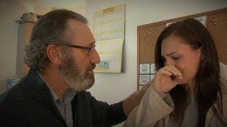 Father & Daughter Scene