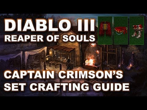 Crafting Guide Diablo