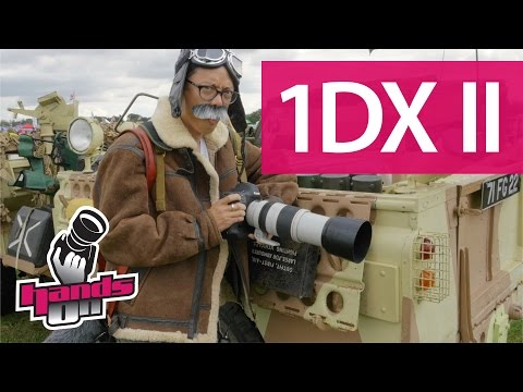 Canon 1DX Mark II Hands-on Review